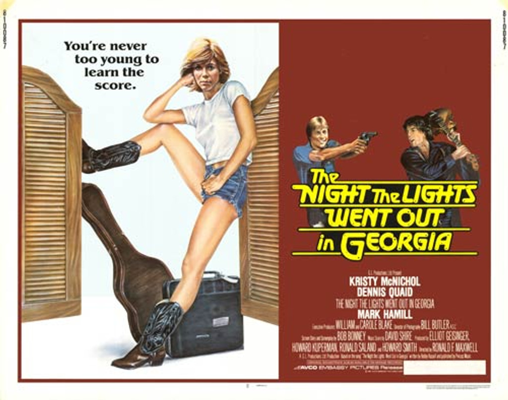 loosely inspired by the Vicki Lawrence song of the same name (it shares almost no plot elements with the original song). New lyrics related to the plot of the film were written for the film version.The movie was filmed on location in Dade County, Georgia. Dennis Quaid plays Travis Child a skirt-chasing (yet lovable) guy who is constantly sleeping with married women and getting in trouble with the law. His sister, straight arrow Amanda (Kristy McNichol) tries to keep him out of trouble but can't do it. She tries to get policeman Conrad (Mark Hamill) to help her...but has Travis gone too far?
