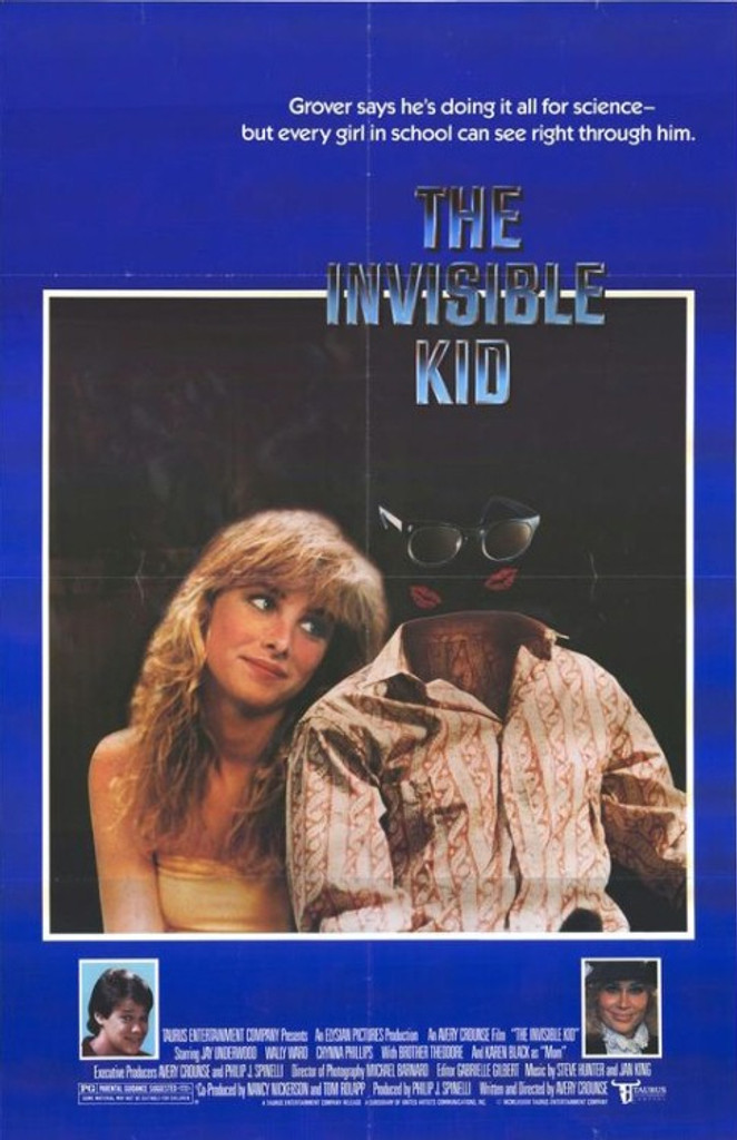the invisible kid 1988
