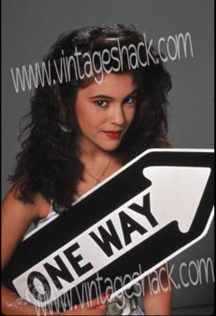 Driver's Academy DVD Alyssa Milano