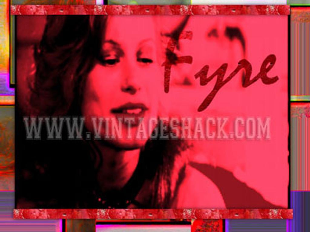 Fyre DVD Lynn Theel