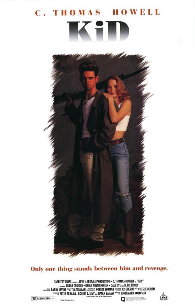 Kid 1990 DVD