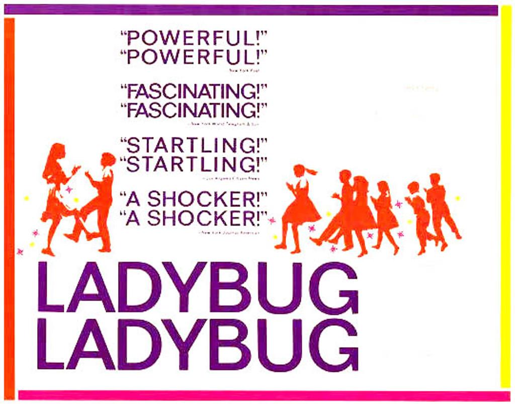Ladybug Ladybug DVD