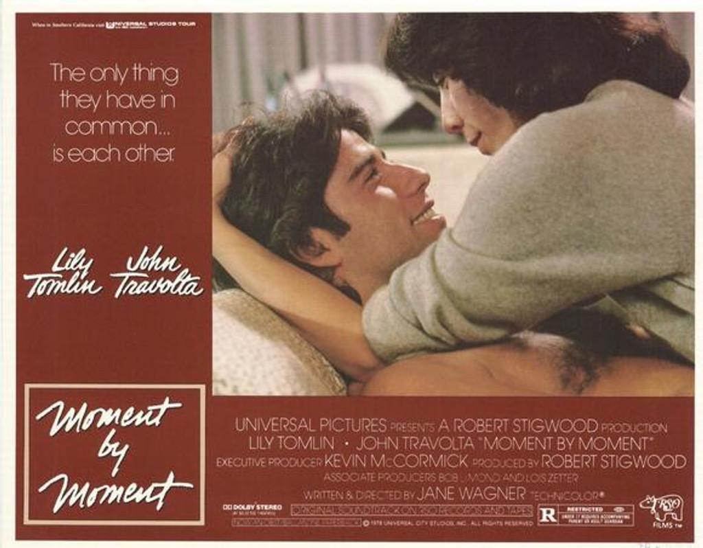 moment by moment dvd john travolta