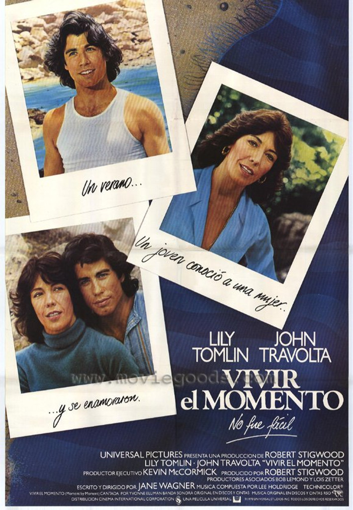 "An ""Odd"" love connection, but it happens in this movie with John Travolta and Lily Tomlin, from the 70s!"
