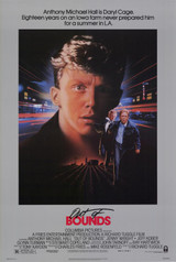 Out of Bounds DVD (1986)