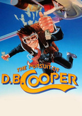 The Pursuit of D.B. Cooper DVD 1981