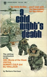 """The Chilling novelization of the ABC movie of the week"" by Barbara Harrison"