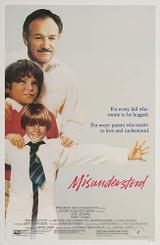Misunderstood DVD Gene Hackman, Henry Thomas