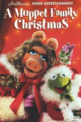 the muppet family christmas 1987 DVD