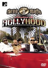 three six mafia adventures in hollyhood DVD