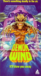 "Demon Wind DVD if you like the classic horror ""The Evil Dead"" you're sure to like this one!"