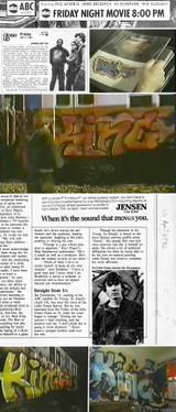 vintage article on Dreams don't die movie