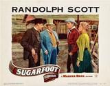 Sugarfoot DVD Randolph Scott