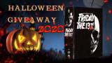 Halloween Giveaway Winner...