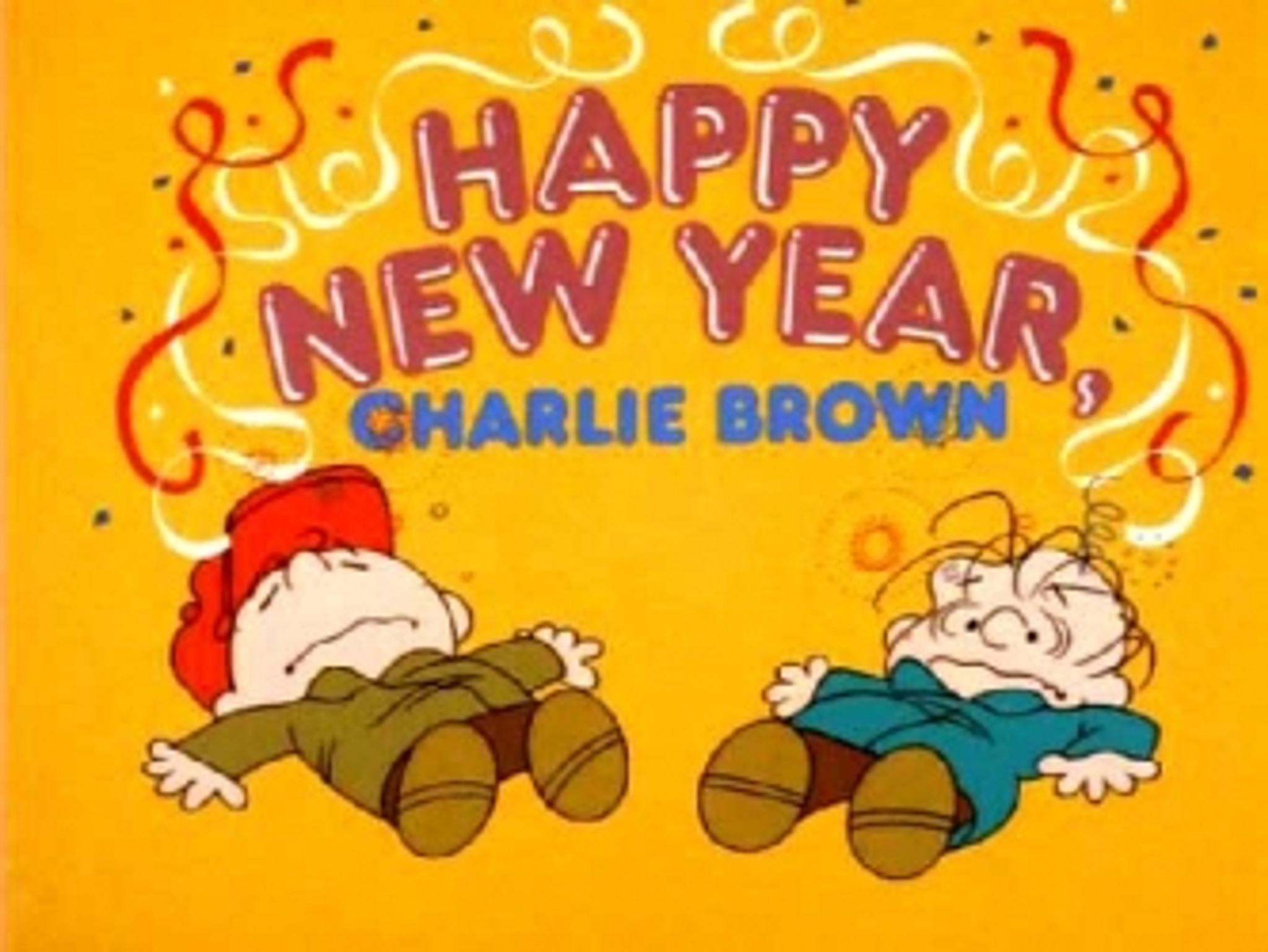 Happy New Year Cartoon 52