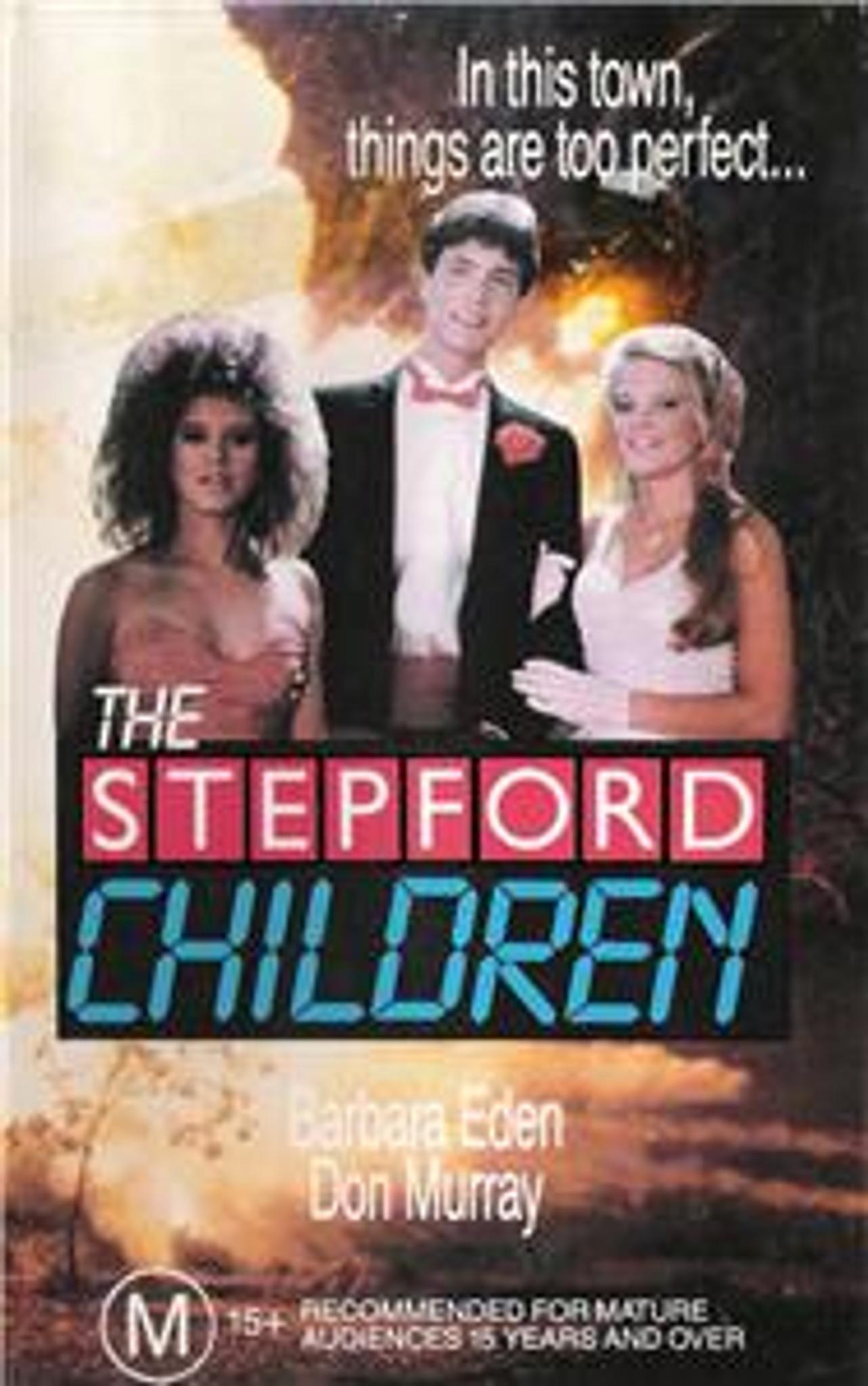 The Stepford Children DVD 1987 Barbara Eden, Randall Batinkoff