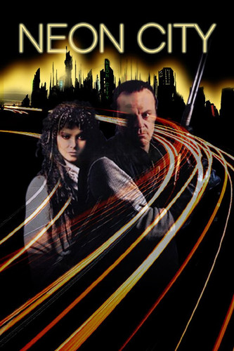 Neon City DVD Michael Ironside