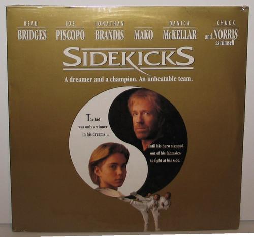 Sidekicks DVD Jonathan Brandis