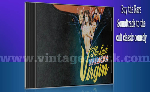 Buy The Last American Virgin CD soundtrack