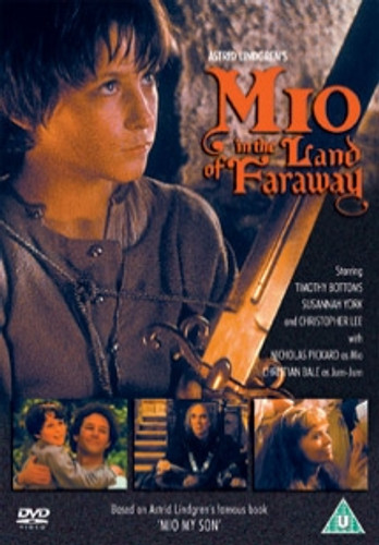 Mio in the land of Faraway - DVD (Christian Bale)