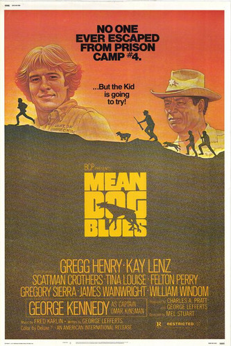 Mean Dog Blues - DVD