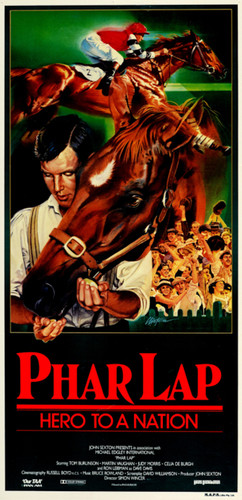 "Region 1 DVD of Film ""Phar Lap"""