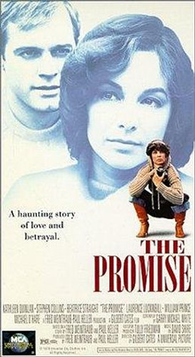 The Promise 1979 DVD Starring Stephen Collins & Kathleen Quinlan