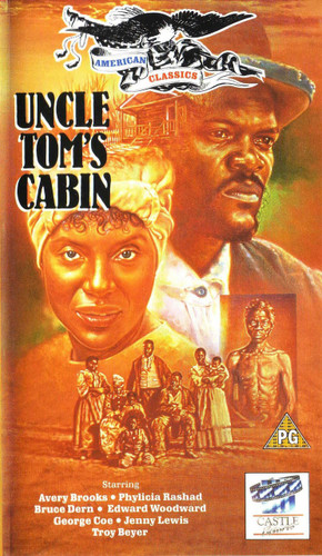 uncle tom's cabin DVD 1987 version starring Phylicia Rashad, Avery Brooks, and Samuel Jackson