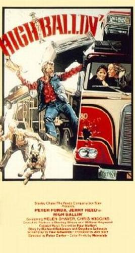 """Cult Classic """"Trucker Flick""""."""