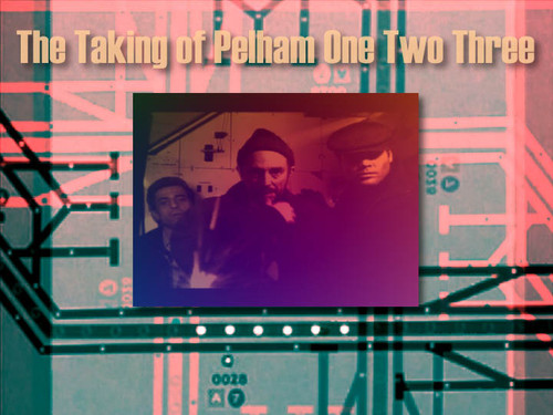 """This is the 90's remake of the 70's cult classic """"The taking of Pelham one, two, three"""" on DVD stars Vincent D'Onofrio and also stars Donnie Wahlberg"""