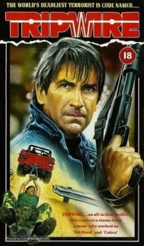Tripwire DVD 1989