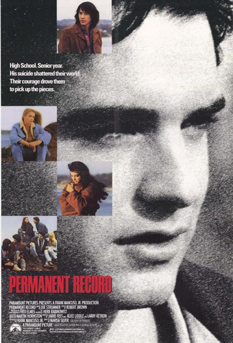 permanent record keanu reeves dvd