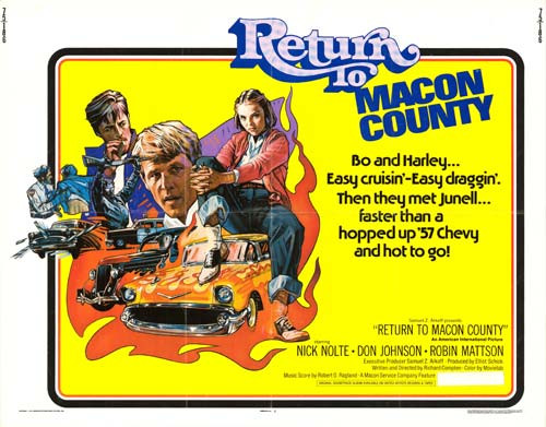 return to macon county 1975 DVD