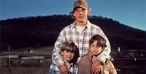 """Rare 1990 TV Movie """"A Son's promise"""" on DVD starring Ricky Schroeder"""