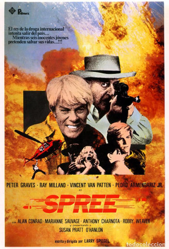 spree peter graves DVD 1978