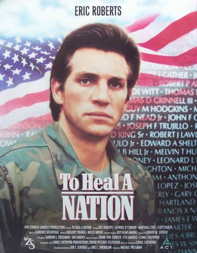 to heal a nation on dvd starring Eric Roberts
