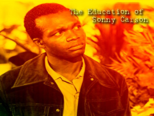 the education of sonny carson DVD 1974