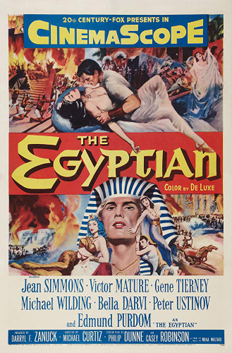 the egyptian movie on DVD