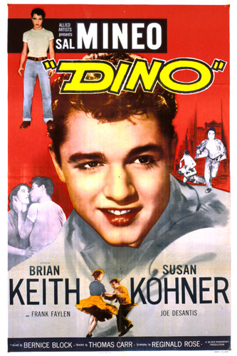 Dino on DVD sal mineo