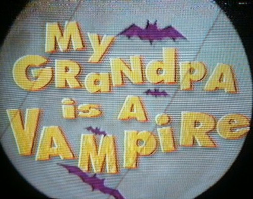 My Grandpa Is a Vampire on DVD