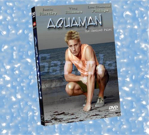 "Aquaman Unaired TV Pilot on DVD aka ""Mercy Reef"""