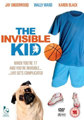 Buy the invisible kid 1988 starring Jay Underwood (the Boy who could fly)