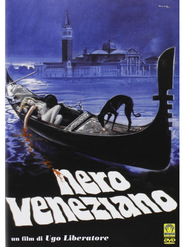Damned in Venice 1978 DVD