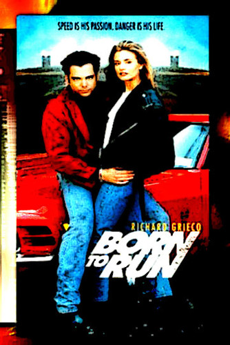 Born to Run DVD Richard Grieco