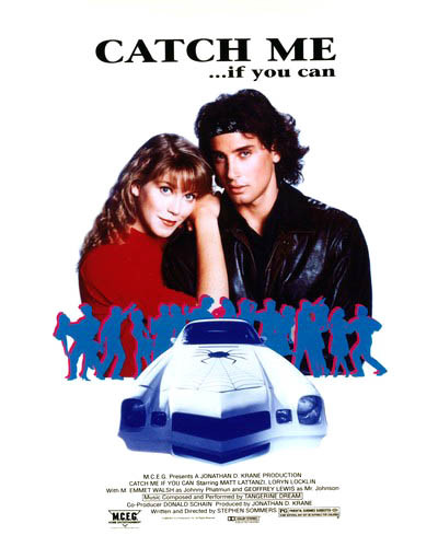 Catch me if you can 1989 DVD Matt Lattanzi