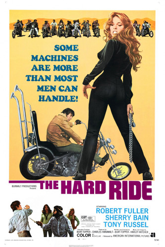 the hard ride 1971 dvd