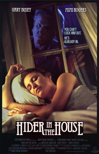 Hider in the house DVD