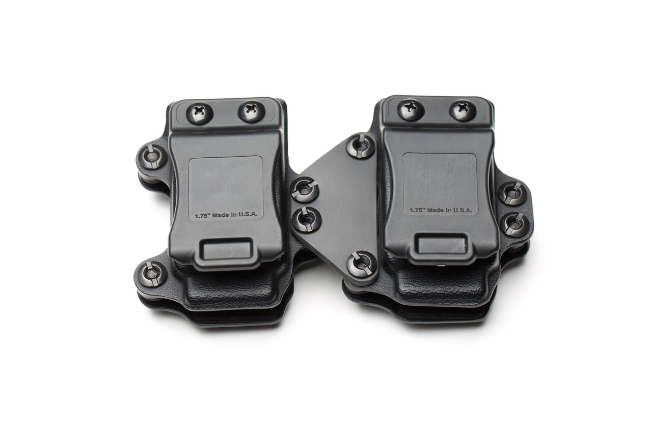 M.C.S. Double Pistol Mag Carrier