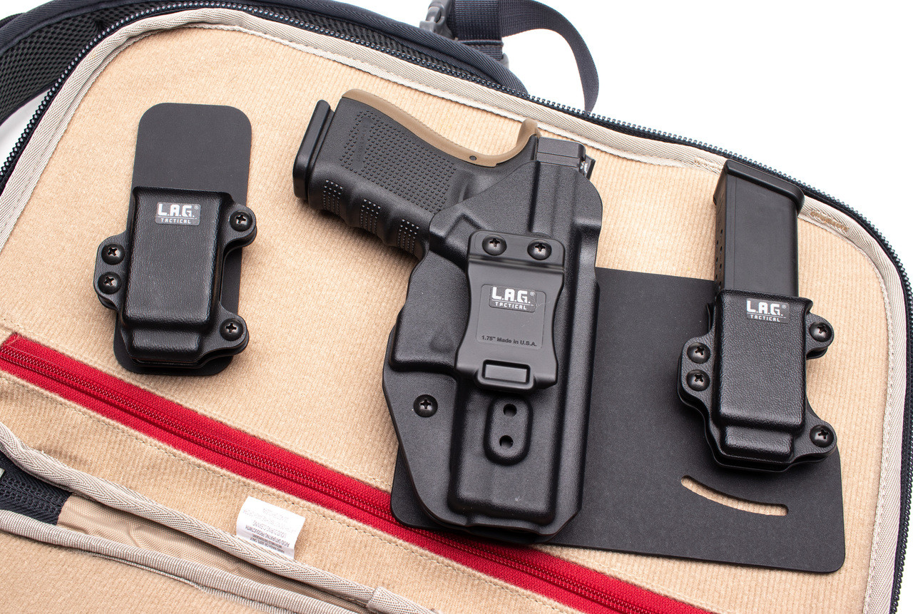 Hooker Series Holster and Magazine Carrier Combo