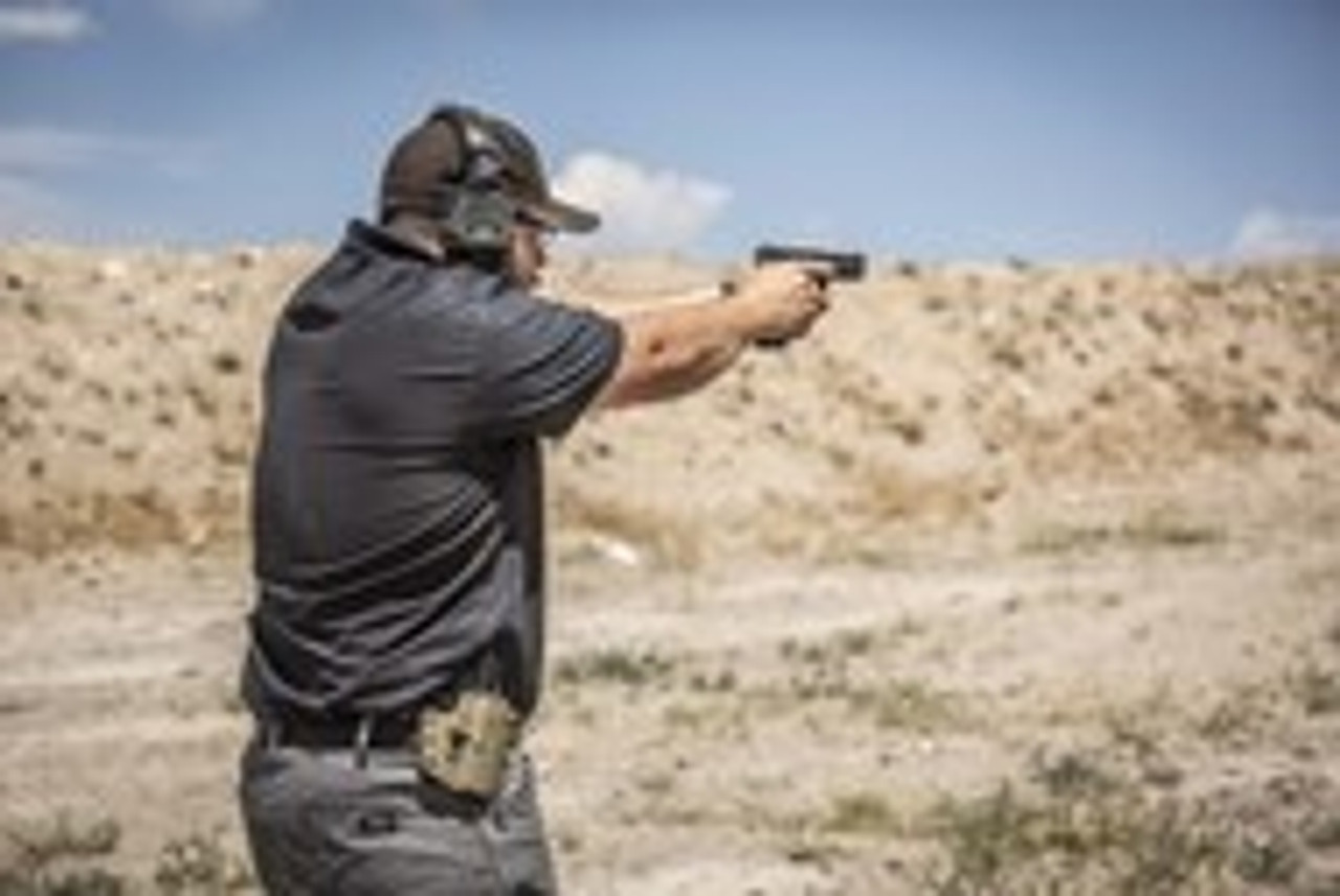 Fast and Durable, Our Kydex holsters are made to fit you.  The Defender was designed to fit how you shoot.